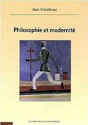 Philosophie et modernité