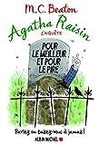 """Afficher """"Agatha Raisin enquête n° 5 Pour le meilleur et pour le pire"""""""