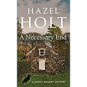 A Necessary End (Sheila Malory Mystery)