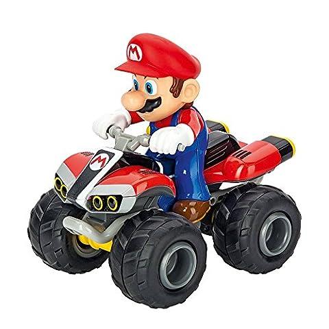 Carrera RC 370200996 - Nintendo Mario Kart 8.Mario, Fahrzeuge mit Funktion