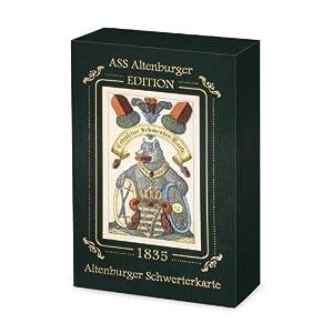 ASS Altenburger - Juego de Cartas, 3 a 4 Jugadores (221 11511) Importado