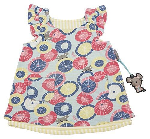 Sigikid Mädchen Wendekleid, Baby Kleid, Mehrfarbig (Starlight Blue 575), (Herstellergröße: 92)