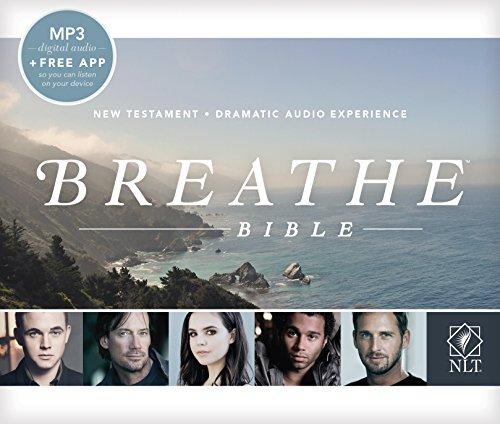 Breathe Bible Audio New Testament NLT, MP3 (Audio Bible-nlt)