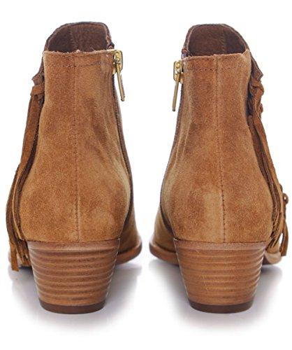 Ash Damen Lenny Soft-Ankle-Boots Rotbraun Rotbraun