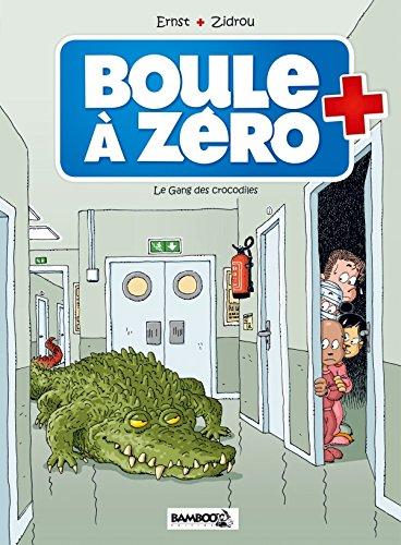 Boule à zéro - tome 2 - Le gag des crocodiles