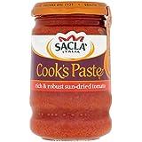 Sacla 'secado al sol 190g Pasta de tomate
