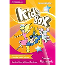 Kid's Box Starter Flashcards (Pack of 78) Second Edition - 9781107660229