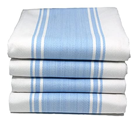 Kitchen Tea Towels By Cucinare 100% Cotton