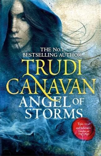 Angel of Storms: Book 2 of Millennium's Rule by Trudi Canavan (2015-11-12)
