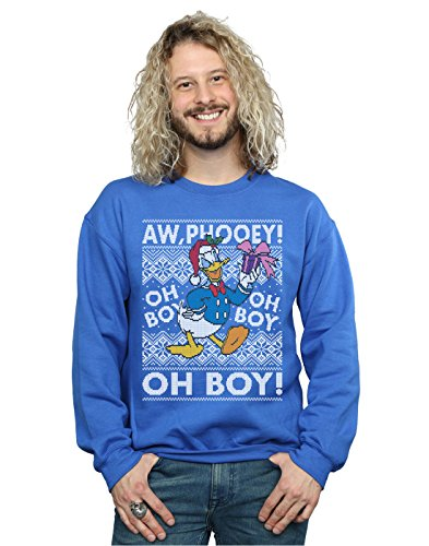 Homme Disney Angry Sweats Shirt Sweat Absolute Cult Donald uJl1TFc3K