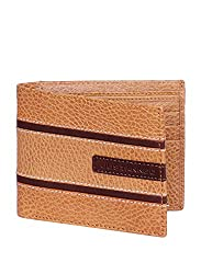 JUSTANNED Tan Mens Wallet (JTMW444-3)