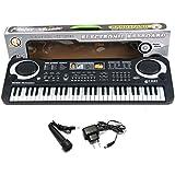 Piano Key 61 teclas de Teclados y Micrófonos Music Toys for ninos ninas