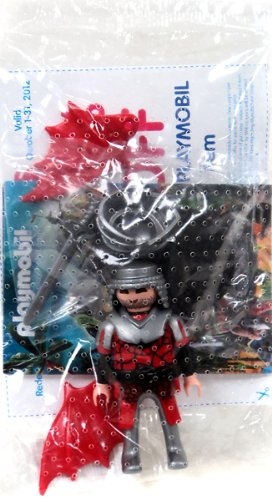 Playmobil Promotional Mini Figure Red Dragon Knight by Promotional