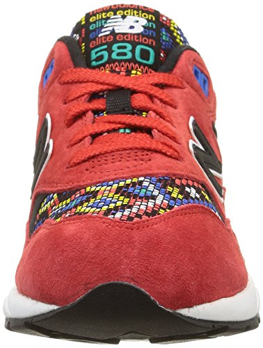 New Balance WRT580 Damen Sneakers Rot (Red/Aztec)