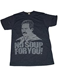 Seinfeld - No Soup For You Adult T-Shirt