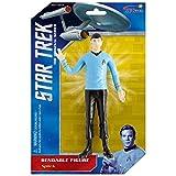 NJ Croce Star Trek: TOS Spock 6-Inch Biegsame Action-Figur