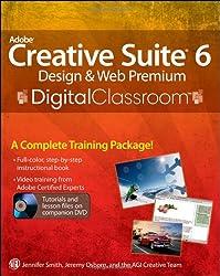 Adobe Creative Suite 6 Design & Web Premium Digital Classroom