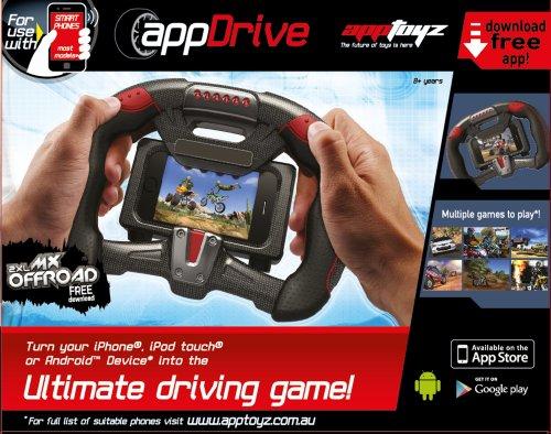 Main Sauce AppDrive - Juego de conducción (contenido en inglés)