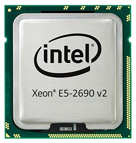Lenovo Intel Xeon E5-2690 v2 3GHz 25MB L3 - processors (Intel Xeon E5 V2 Family, Socket R (LGA 2011), Server/workstation, E5-2690V2, 64-bit, L3)