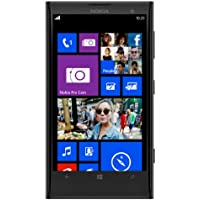 "Nokia Lumia 1020 - Smartphone libre Windows Phone (pantalla 4.5"", cámara 41 Mp, 32 GB, Dual-Core 1.5 GHz, 2 GB RAM), negro"
