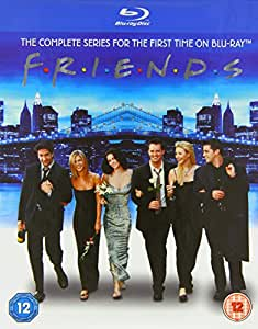 Friends - Complete Season 1-10 [Blu-ray] [1994] [Region Free]