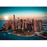 GB Eye Ltd, New York, Freedom Tower Manhattan, Poster Gigante, 100 x 140 cm