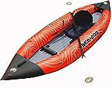 Sea-Doo Kayak Gonfiabile Singolo Monoposto - 300x90 - Portata Kg....