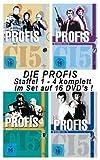 Die Profis Die komplette Serie (16 DVDs)