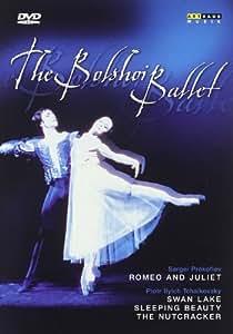The Bolshoi Ballett (4 DVDs / NTSC)