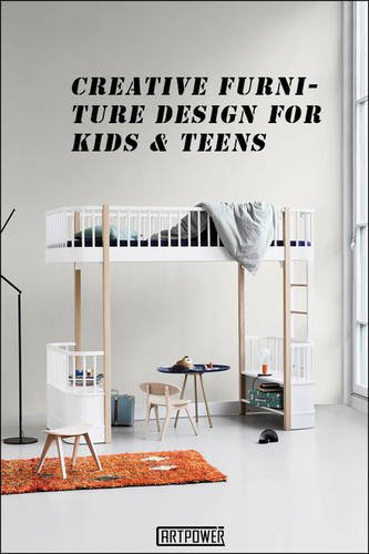 Creative furniture design for kids & teens