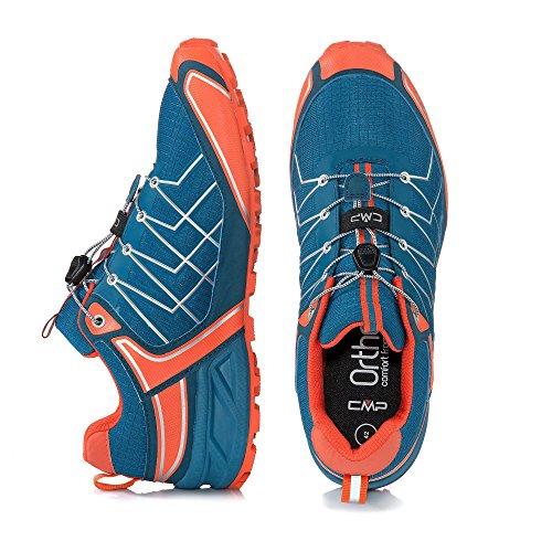 CMP ,  Scarpe da camminata ed escursionismo uomo Blau