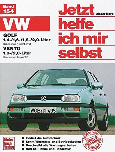 Preisvergleich Produktbild VW Golf III / Vento (Jetzt helfe ich mir selbst)
