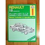 Rth - Haynes - R18 Ess Revue Technique Haynes Renault Etat - Bon Etat Occasion