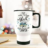 Büro & Schreibwaren Kindergeschirr & -besteck Emaille Tasse Becher Faultier Spruch Kaffeebecher Campingbecher Sloth Life Eb32