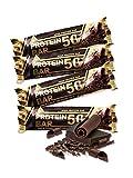 Peak Protein 50 Display - 24 Proteinriegel mit 50%...