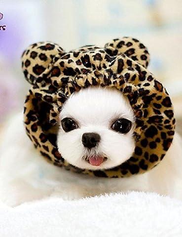 ZPP-Pet Dog Clothes Coat Soft Cotton Clothing Dog Jacket Bandanas