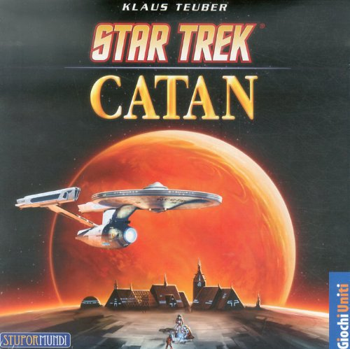 Giochi Uniti – Star Trek Catan