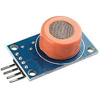 haljia MQ-3MQ3Alcohol Etanol Sensor Breath detección módulo de detección DC 3–5V 10–1000ppm 4Pines para Arduino