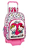 Hello Kitty 2018 Cartable, 42 cm, Rose (Rosa)