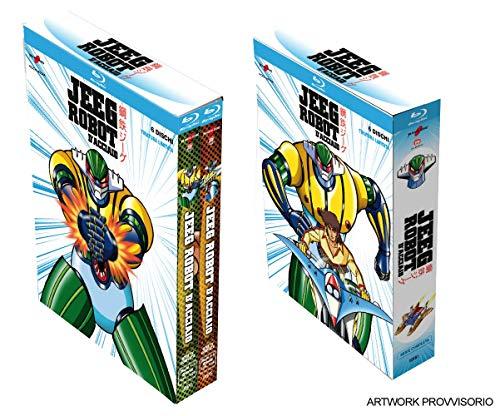 Jeeg Robot D'Acciaio- La Serie Completa Esclusiva Amazon (Collectors Edition) (6 Blu Ray)