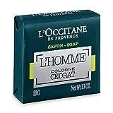 L'OCCITANE - L'Homme Cologne Cédrat Seife - 50 gr.