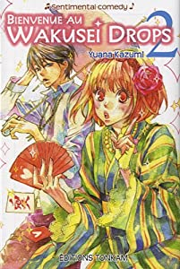 Bienvenue au Wakusei Drops Edition simple Tome 2