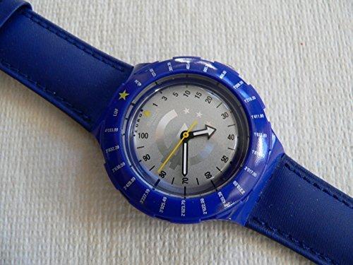 1999 Special Scuba 200 Swatch-Armbanduhr Euroconverter SDZ103PACK