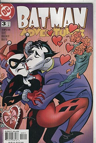 Batman adventures numero 03