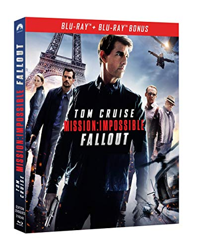 Mission : Impossible - Fallout [Blu-ray + Blu-ray bonus]