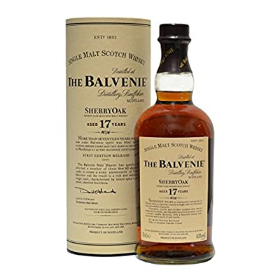 Balvenie 17 Year Old - Sherry Oak