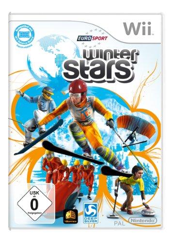 Winter-wii-spiele (Eurosport Winter Stars - [Nintendo Wii])