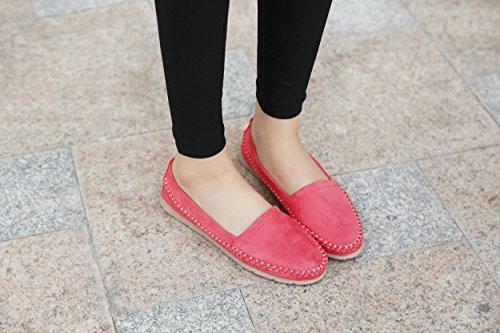 CFP , Sandales Compensées femme red