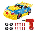 Best Toys For A 7 Year Olds - Take-A-Part Toy Race Car,Crossrace Build Your Own Car Review