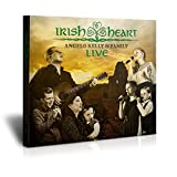 Irish Heart-Live (CD & Dvd)